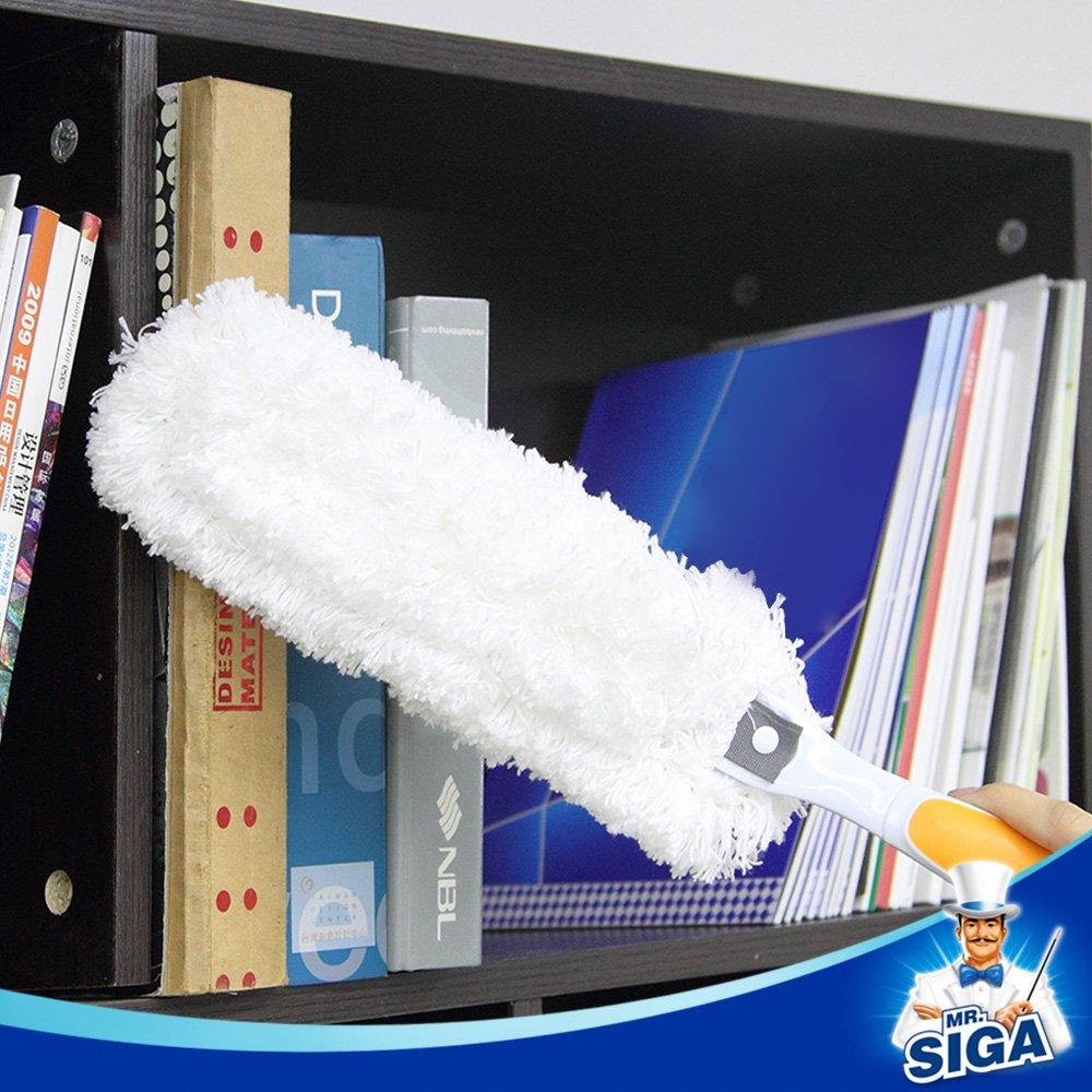 One Free Refills included Ningbo Shijia Cleaning Tools Co One Free Refills included Size: 17.5 Ltd Size: 17.5 MR SJ21589 SIGA Microfiber Duster