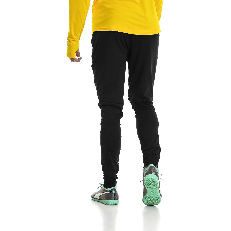 Puma Herren BVB Hose Training Pants TapeROT Pockets with Zippers Hose BVB 0c5570