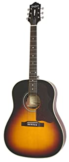 Epiphone AJ-45ME Round Shoulder Acoustic