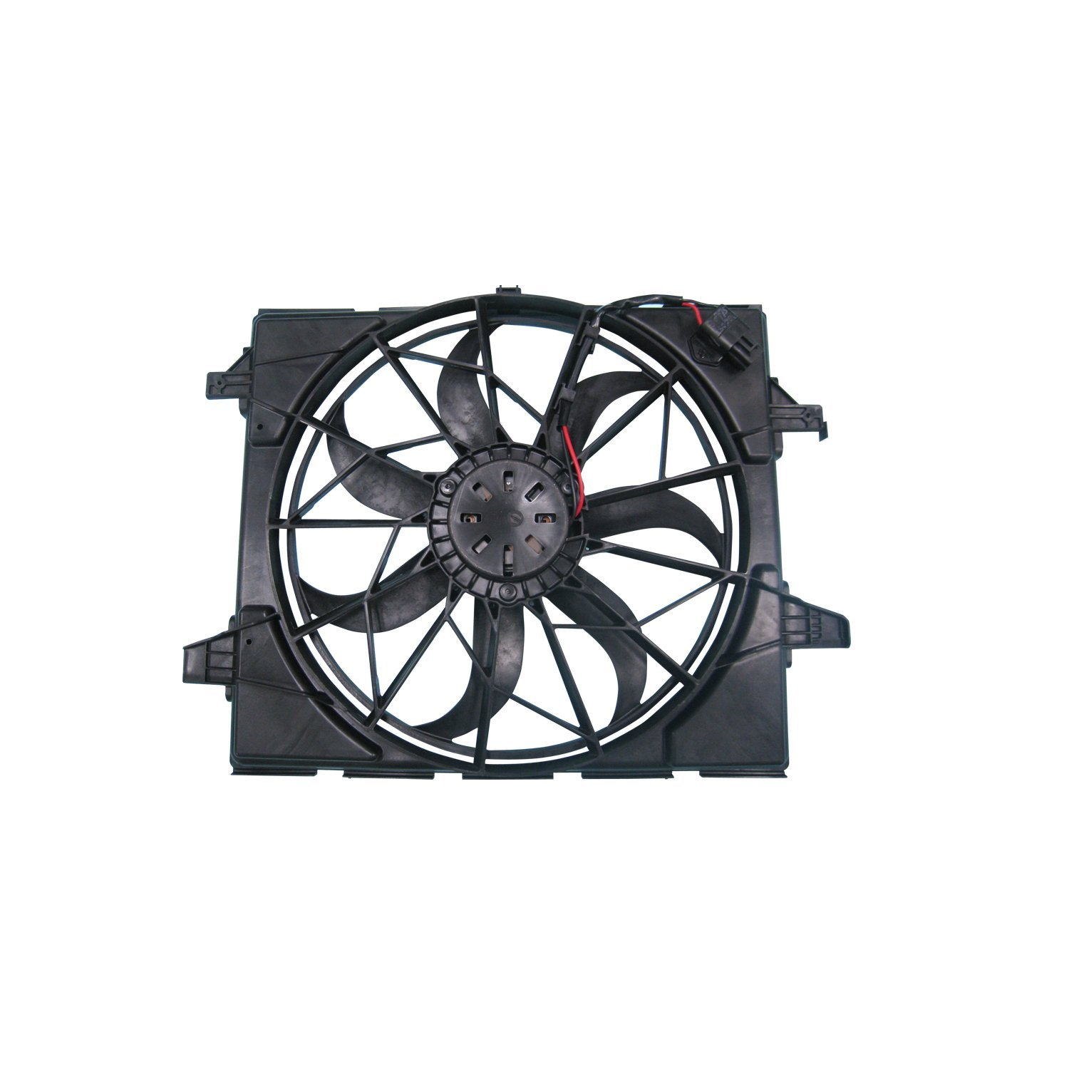 TYC 622660 Replacement Cooling Fan Assembly