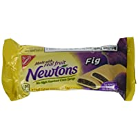 Deals on 12-Pack Newtons Fig Fruit Chewy Cookies Snack Pack 2oz