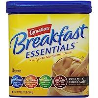 Carnation Instant Breakfast Nutritional Drink Rich Milk Chocolate
