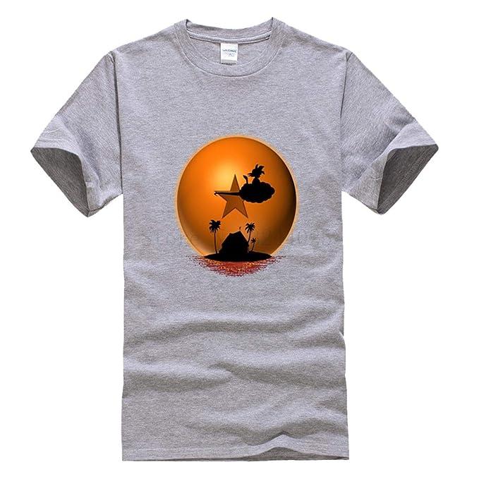 Amazon.com: GOOKU T Shirt Fashion Men T-Shirt Bioshick Z Pulp Fiction Goku Vegeta: Clothing