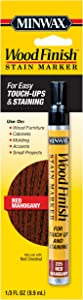 Minwax 63484000 Wood Finish Stain Marker, Red Mahogany