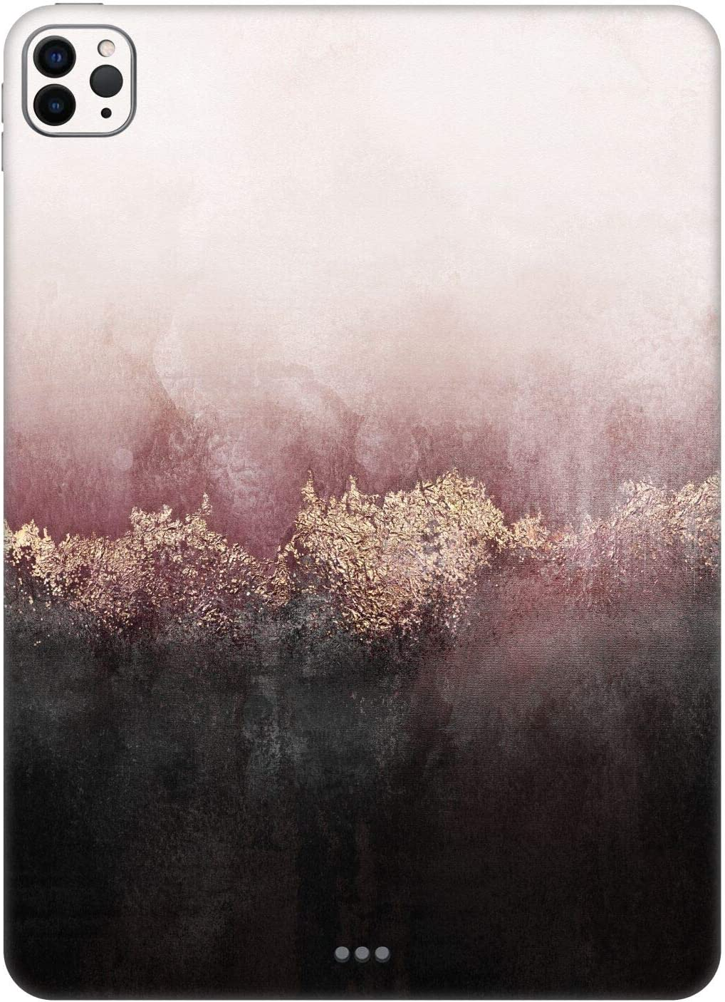 Head Case Designs Officially Licensed Elisabeth Fredriksson Pink Sky Sparkles Glossy Vinyl Sticker Skin Decal Cover Compatible with Apple iPad Pro 11 (2020)
