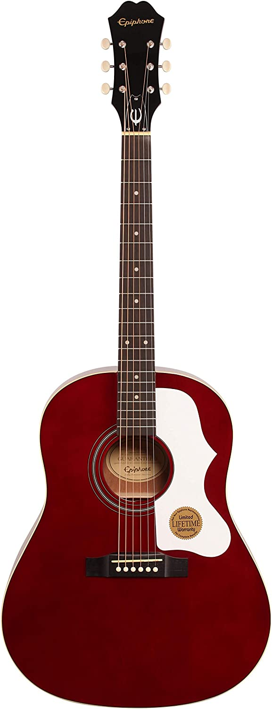 Epiphone EAE5WRNH3 1963 EJ-45 Acoustic Westerngitarre: Amazon.es ...