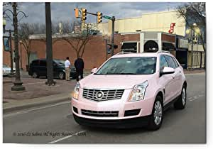 Tarjetas postales: rosa Mary Kay Cadillac SRX (paquete de ...