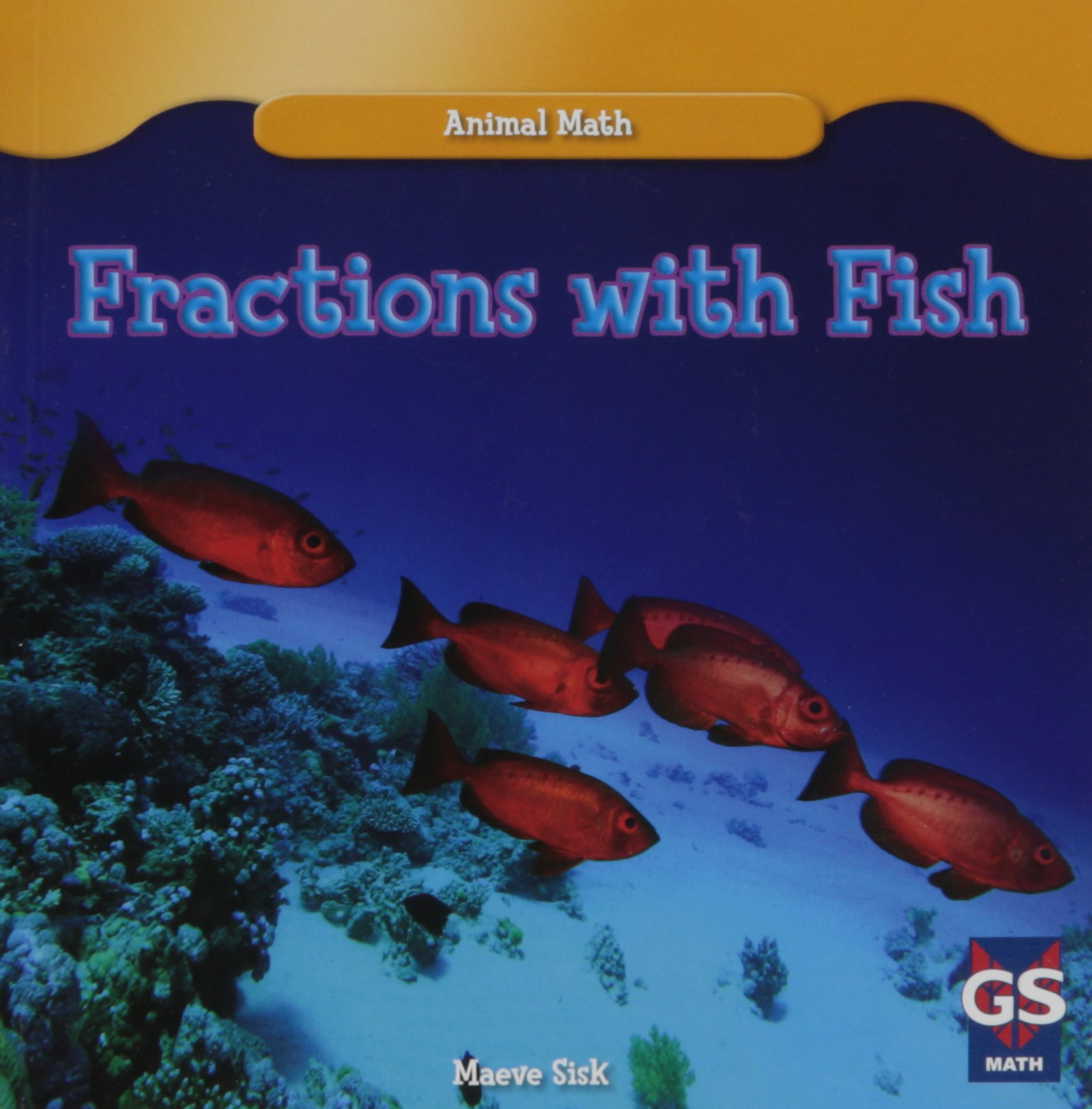 Download Fractions With Fish (Animal Math) pdf