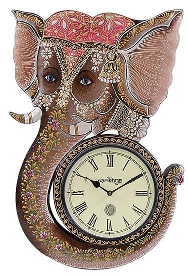 Buy Swagger Lord Ganesha wall clock vintage wall clock unique