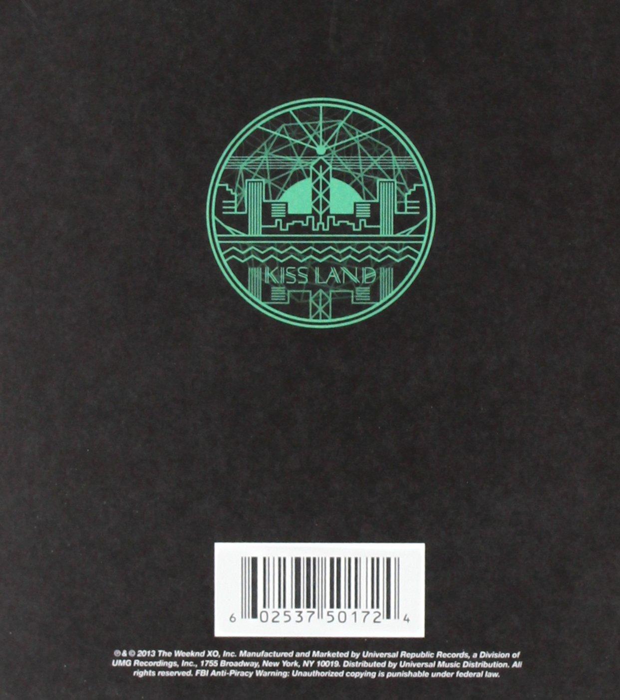 Kiss Land Album Songs