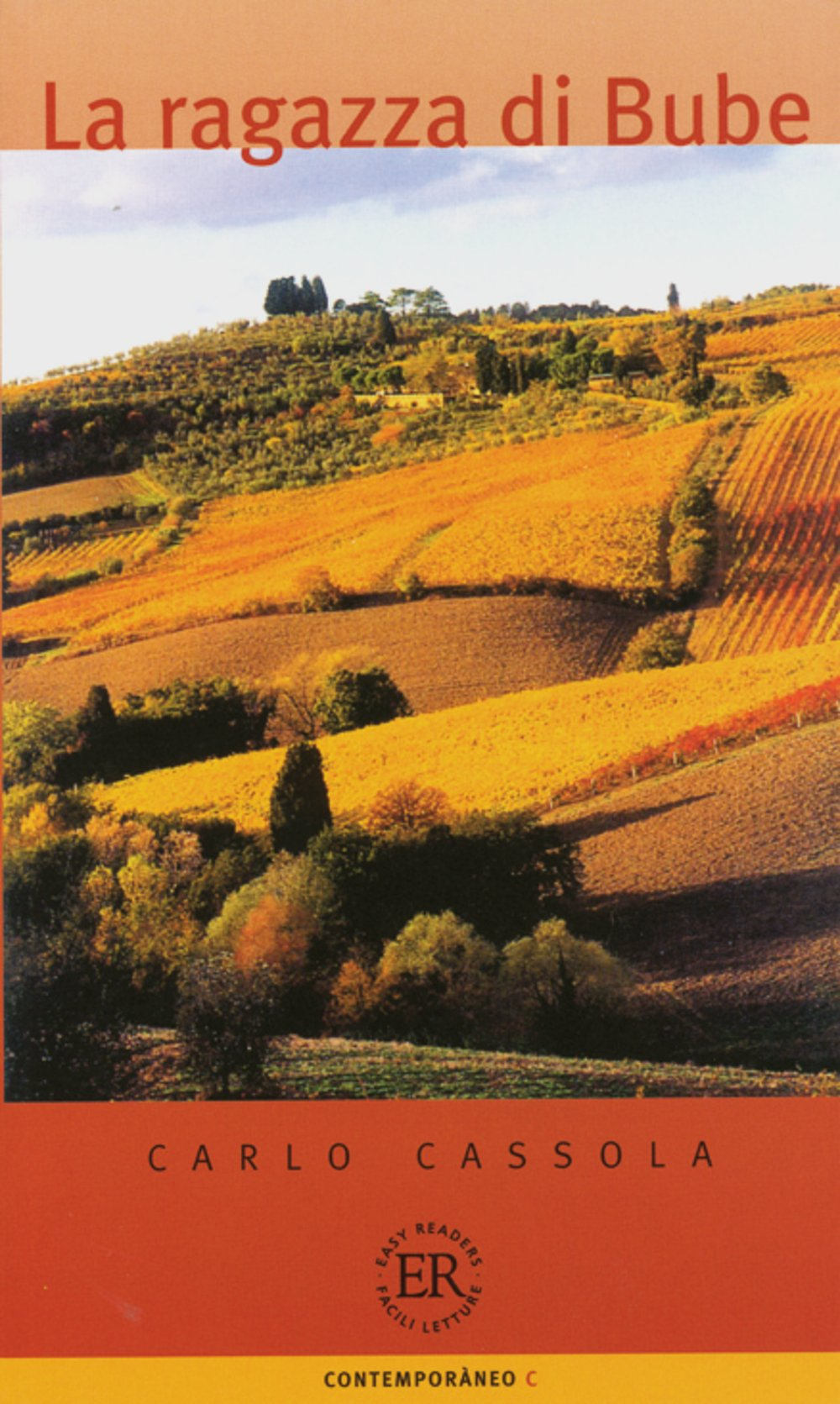 La ragazza di Bube: Italienische Lektüre für das 4. Lernjahr (Easy Readers (Italienisch))