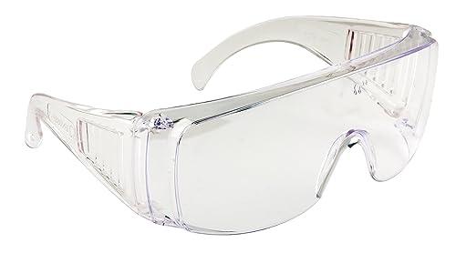 Portwest Safety Spectacles Car Maintenance Hygiene Protection PORTWEST PROTECTIVE GLASSES EN166 ANTI