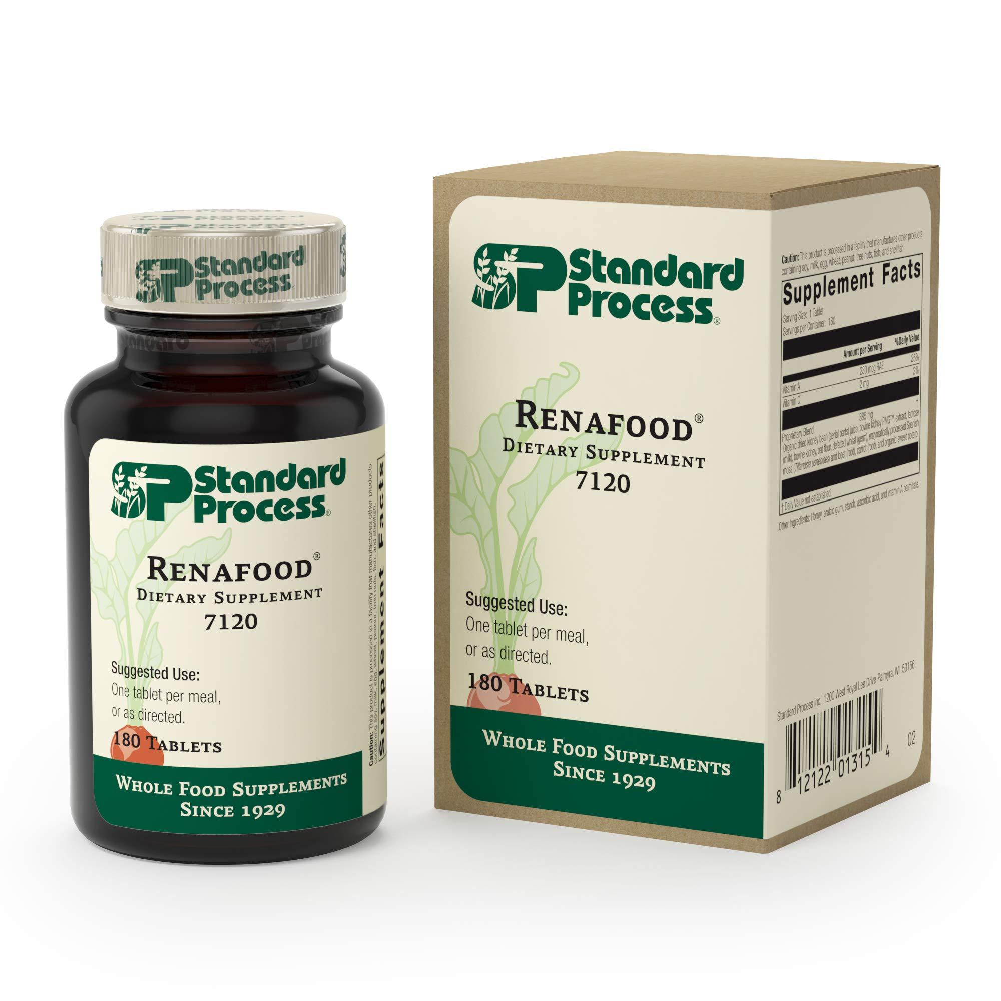 Amazon.com: Standard Process - Arginex - 990 IU Vitamin A, Gluten ...