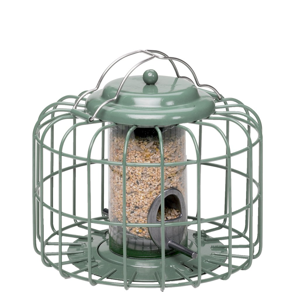 The Nuttery NT056 Round Seed Feeder, Mini by The Nuttery