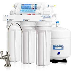APEC Top Tier Supreme High Output Fast Flow Ultra Safe Reverse Osmosis Drinking Water Filter System (ULTIMATE RO-Hi)