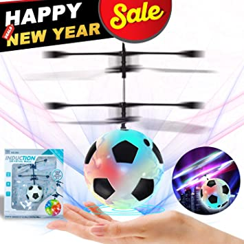 Bola Voladora RC, RC Flying Juguetes Drone Helicóptero con ...