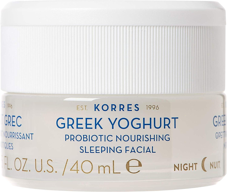 Greek Yoghurt Nourishing Probiotic Gel Cream KORRES | Sephora