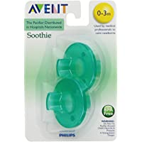Philips Avent Soothie Pacifier, 0-3 months, Green, SCF190/01