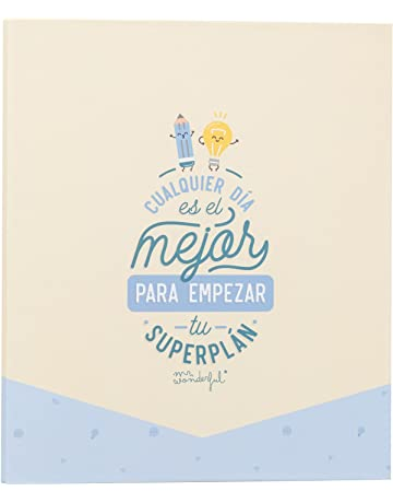 Mr. Wonderful ME2019X - Carpeta archivadora
