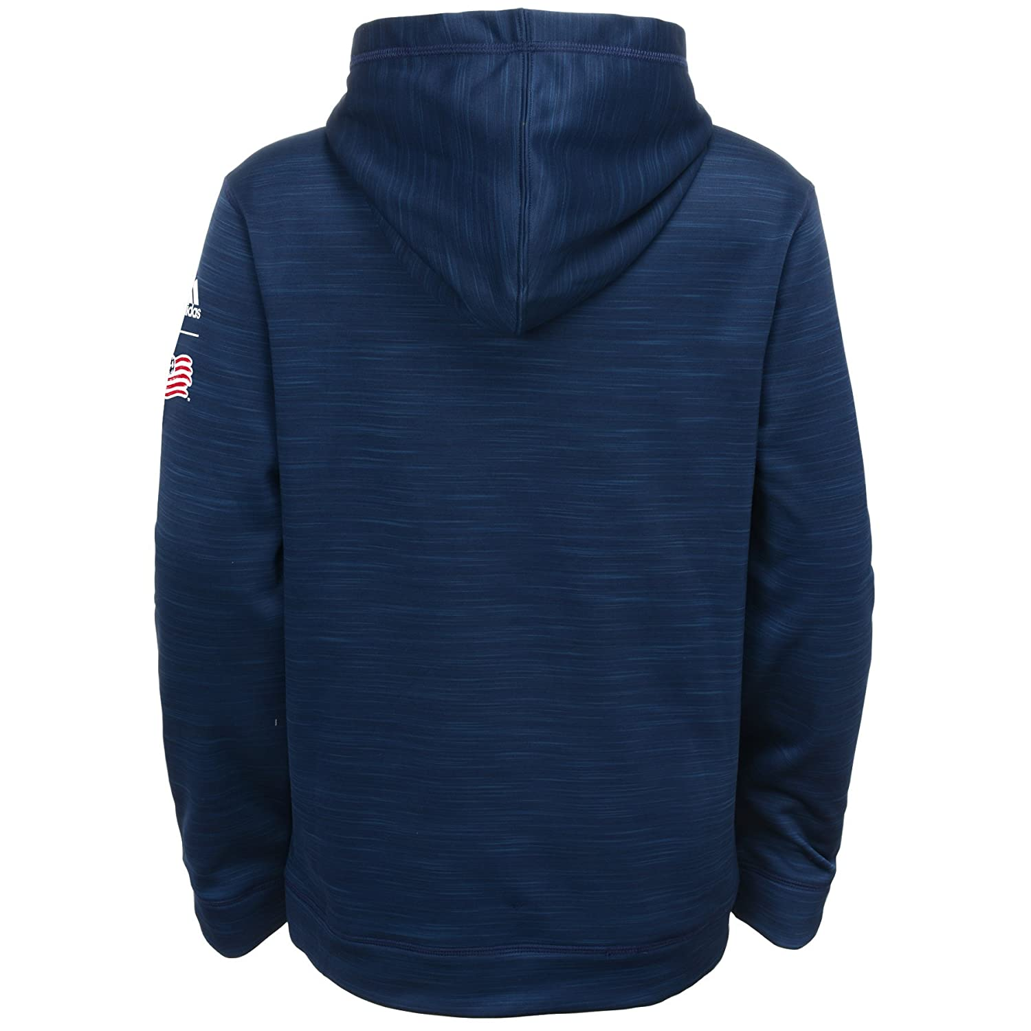 Heathered Collegiate Navy MLS by Outerstuff Boys Tactical Block Ultimate Hood 4 Kids Small