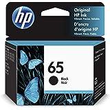 HP 65   Ink Cartridge   Black   N9K02AN
