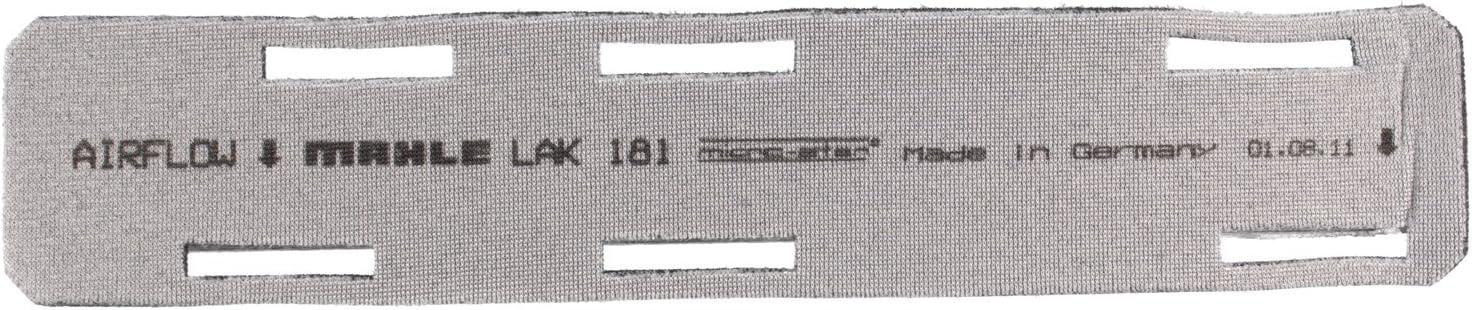 Denso DCF052K Filtro Aire Cabina reemplaza a 1K1819653A