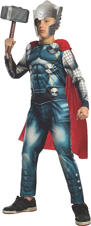 Amazon.com: Disfraz de Thor para niño, L: Toys & Games