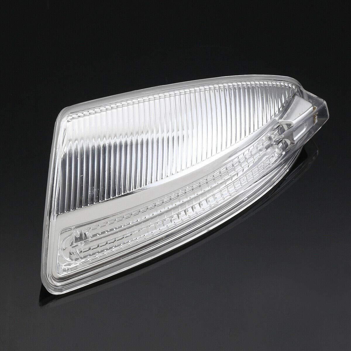Basage L/áMparas de Luces Intermitentes de Espejo Lateral Izquierdo para Mercedes Ml Class C-Class W204