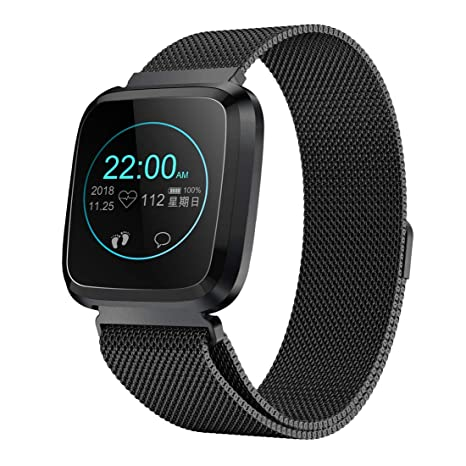 Amazon.com: Smart Watch - Touch Screen Bluetooth Smart Watch ...