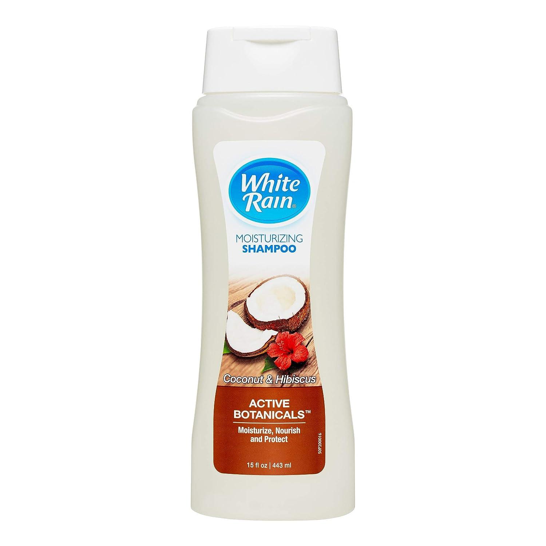 White Rain Sensations Hydrating Shampoo - Tropical Coconut - 15 oz. (Pack of 3)