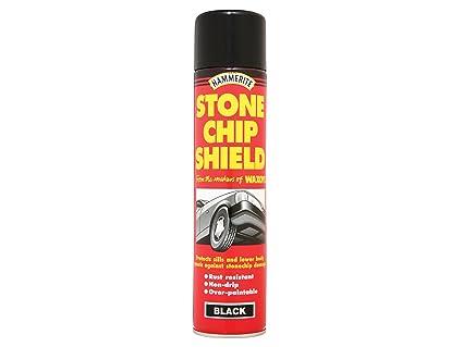 img buy Hammerite 5092832 Stone Chip Shield Black 600ml (Aerosol)