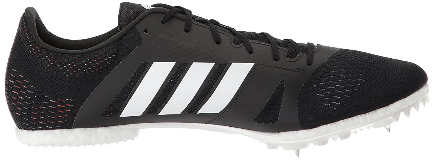 adidas Adizero Md Running Shoe B071KDD7GP 6.5 M US|Core Black, Ftwr White, Hi-res Orange S