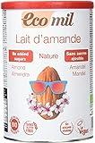 ijsalut - leche almendra polvo eco s/a nutriops 400grs