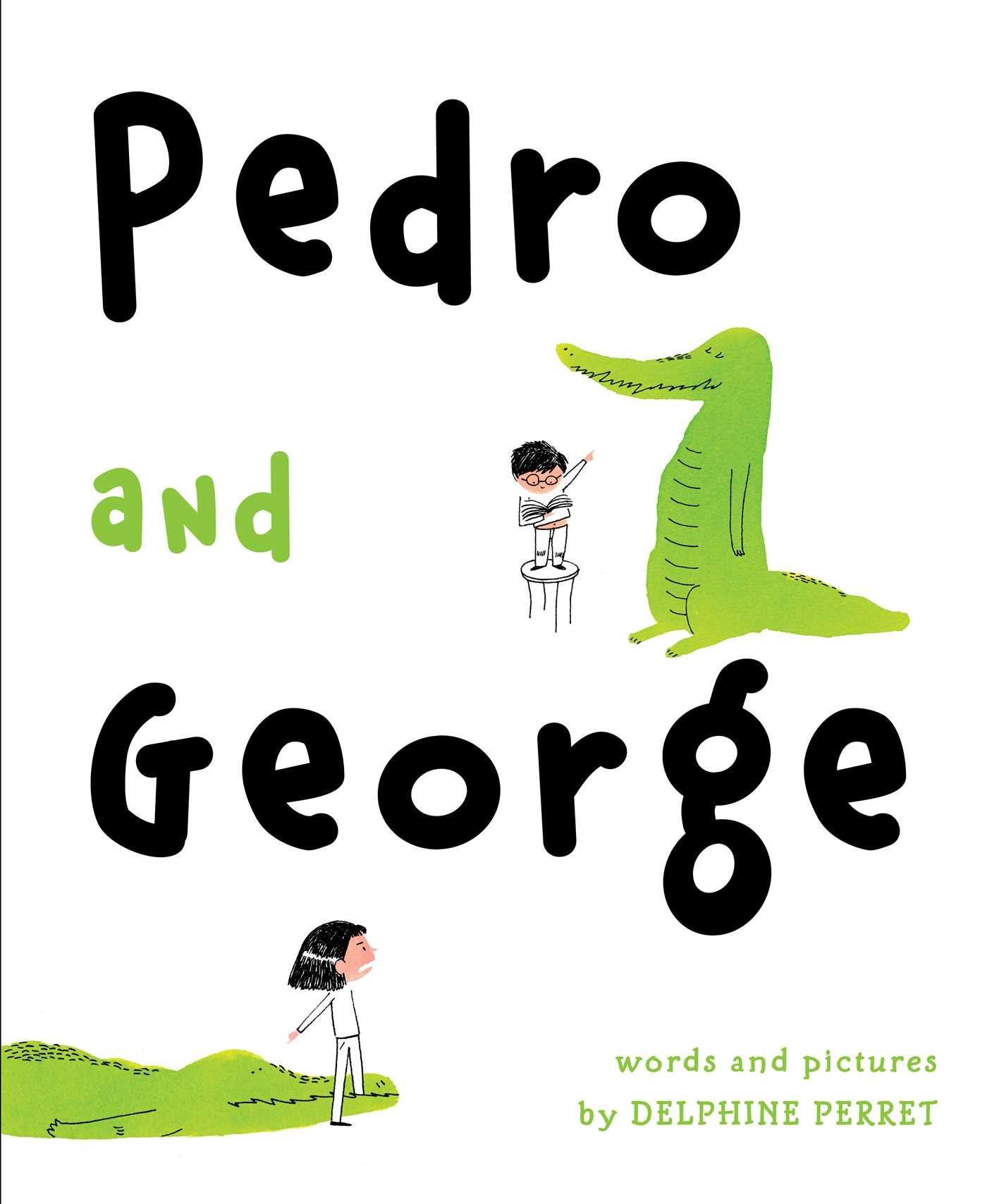 Pedro and George ebook