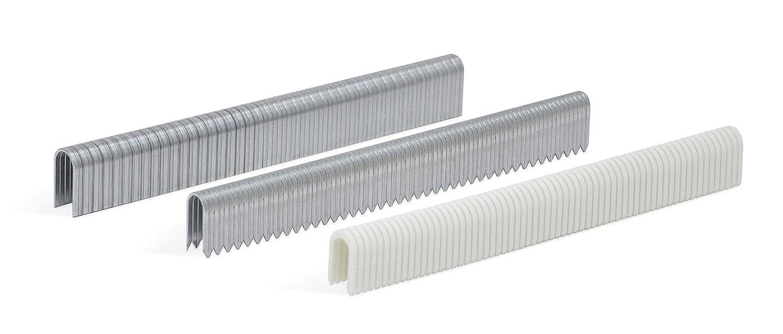 Volierenbau Startetset REGUR Twin-FIX Arcus 65 Kabel-Tacker inkl f/ür Bogenklammern und PolyTacks Plastik-Kabelklammern zur Verlegung und Befestigung von Kabeln bis 6mm Lichterketten