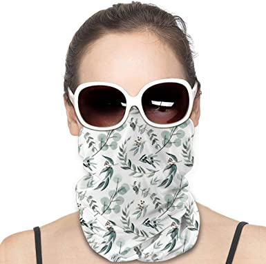 Washable Dust Wind Sun Protection Multi-Purpose Bandana Head Wrap