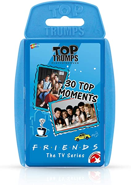 Top Trumps Card Games New Releases 17 to Choose From 10/% OFF!
