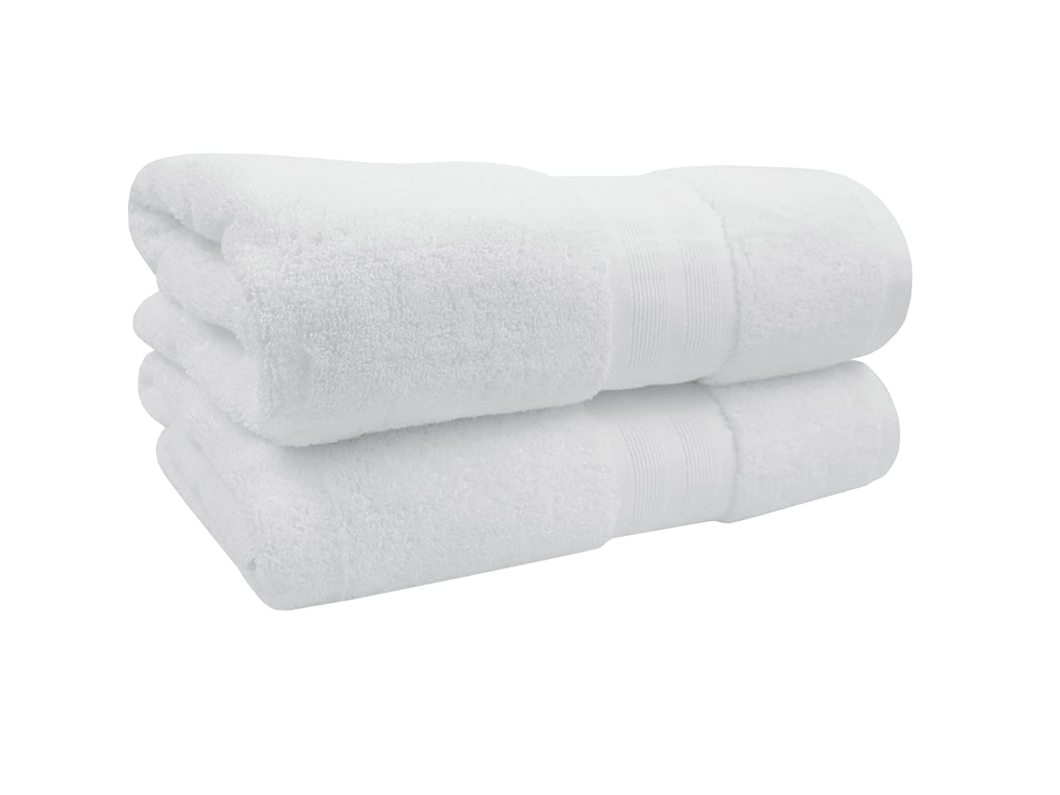 100% Organic Cotton Luxury Hand Towel- Made Here by 1888 Mills (2pk) HX04933EART