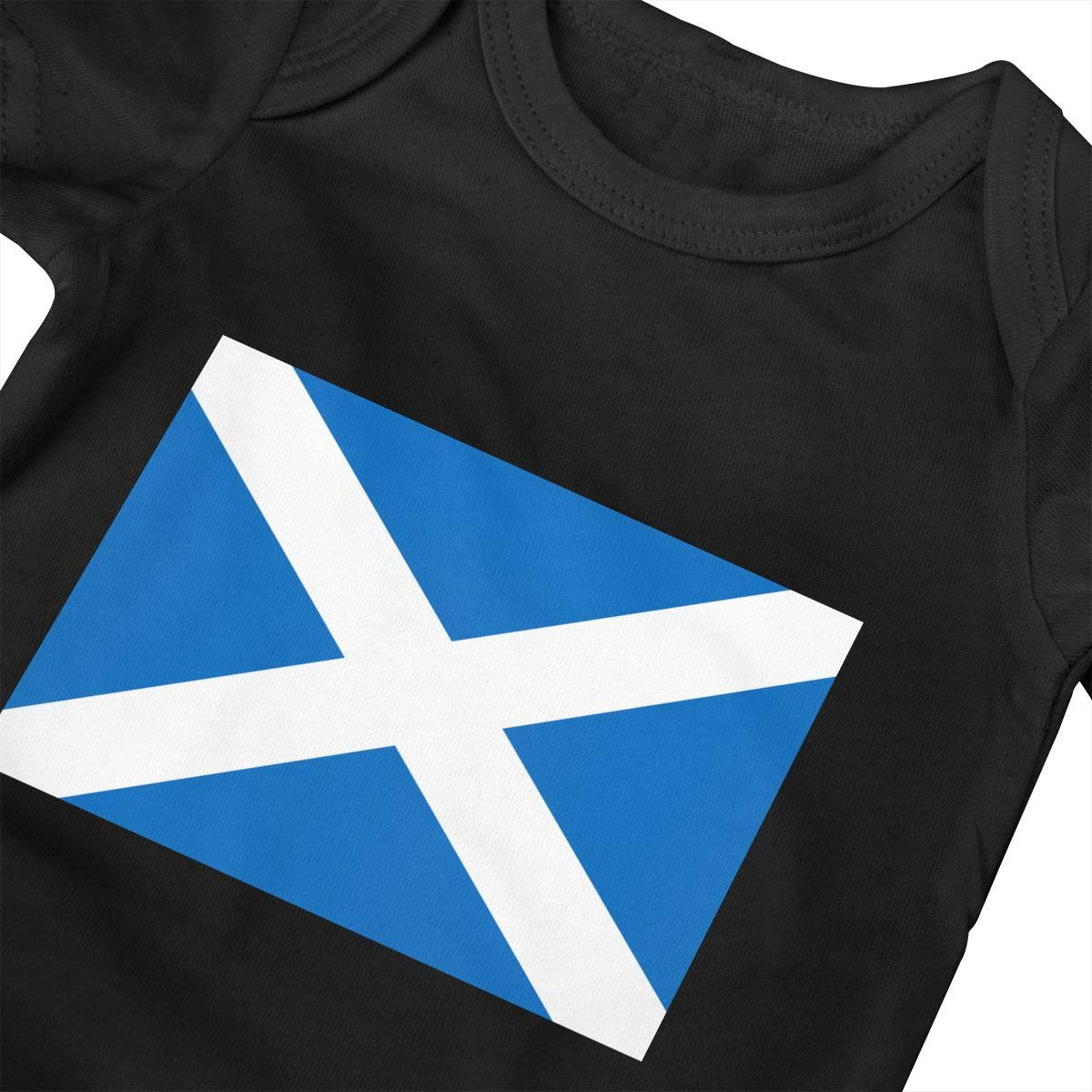 ONE SUIT Scottish Flag Baby Onesies Infant Clothes Bodysuit Jumpsuit Rompers Outfits