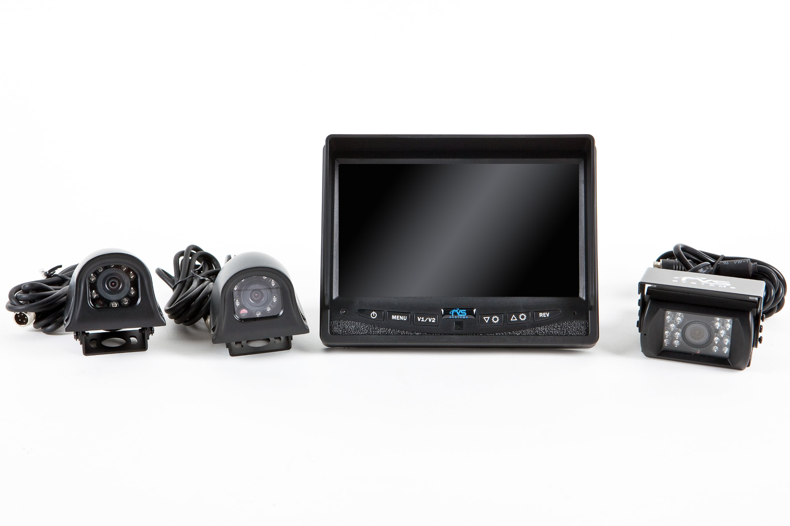 Rear View Safety RVS-770616N Backup Camera System with 7'' TFT LCD Display and Side Cameras by Rear View Safety (Image #7)