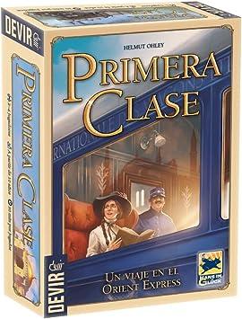 Devir - Primera clase, juego de mesa (BGPRIMERA): Amazon.es: Juguetes y juegos