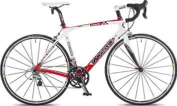 Whistle Creek 700c Road Bike 49cm Carbon Fibre Frame 20 Shimano Ultegra  Gears