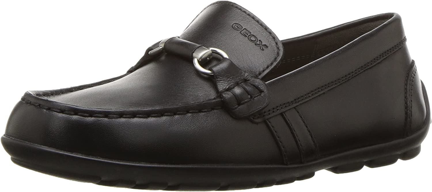 Geox Unisex-Child New Fast Limited price Moccasin 3 Industry No. 1 Boy