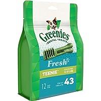 GREENIES Fresh Natural Dental Dog Treats, 27oz Pack
