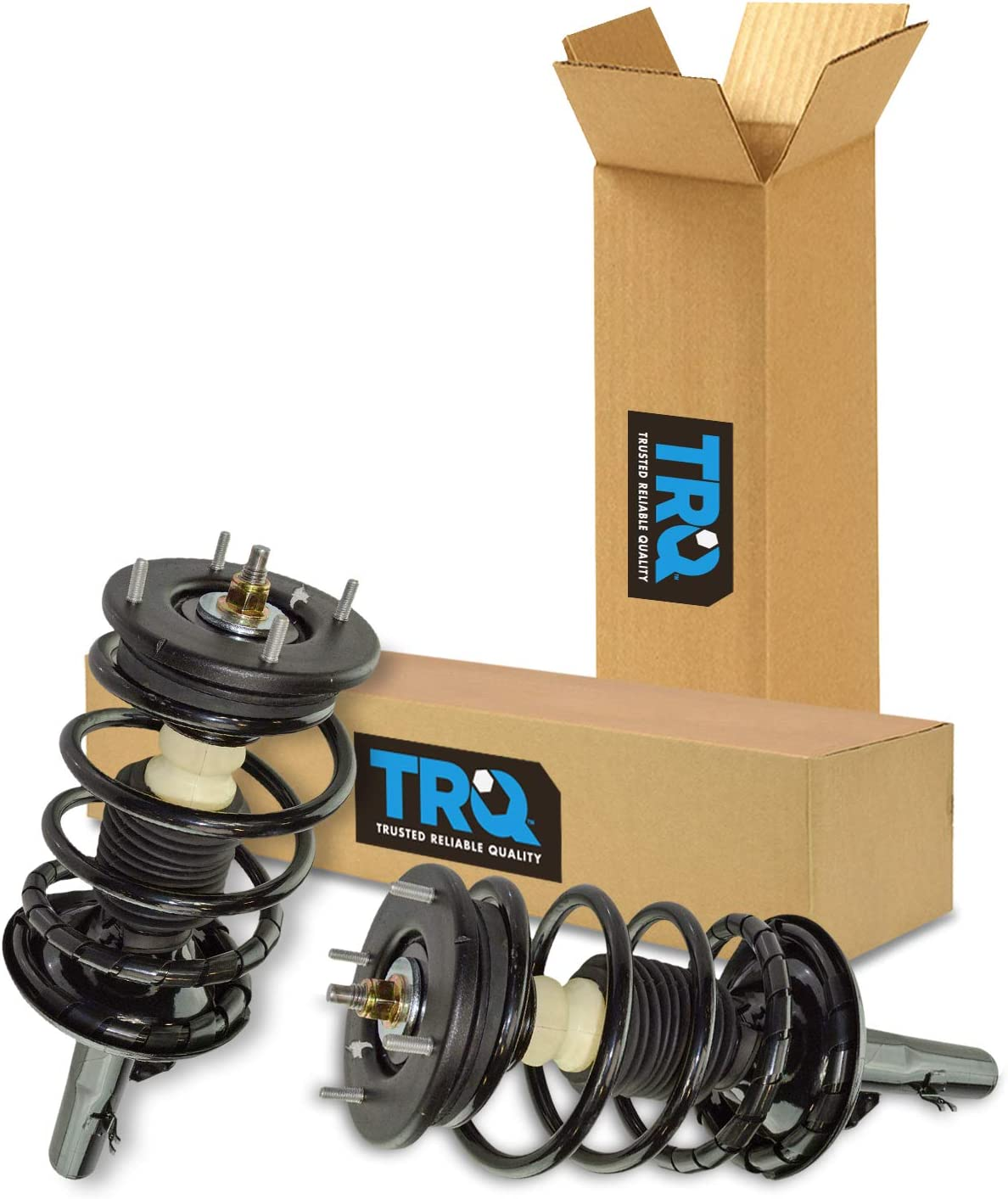 Fits 2005-07 Five Hundred Montego AWD Front Pair Shock Strut w// Coil Spring