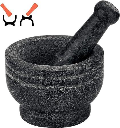 Fackelmann mortero de Granito 13cm Diameter