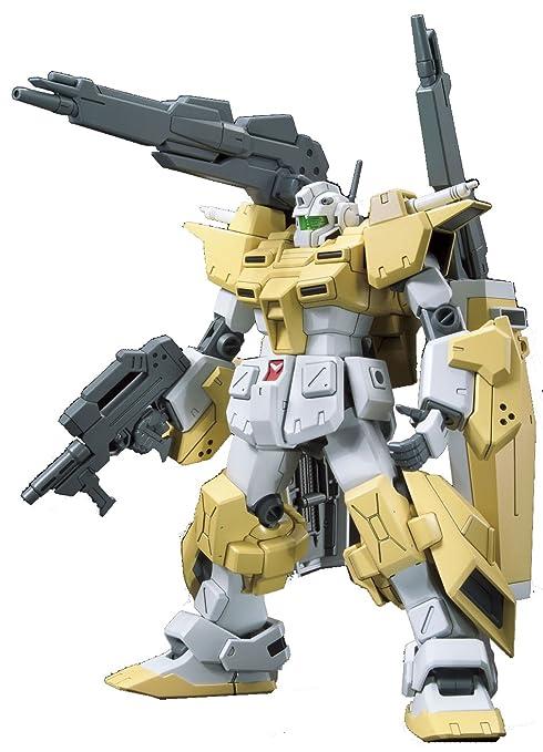 Amazon Com Bandai Hobby Hgbf Powered Gm Cardigan Gundam Build