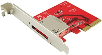 PCIe Ableconn PEX-UB108 USB 3.0 2-Port PCI Express Host Adapter Card NEC Renesas UPD720200 chipset