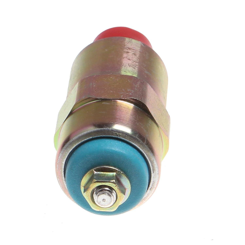 Friday Part Fuel Shut Off Solenoid for 480E 480F 570LXT W11B Loader 450C 455C Crawler Case