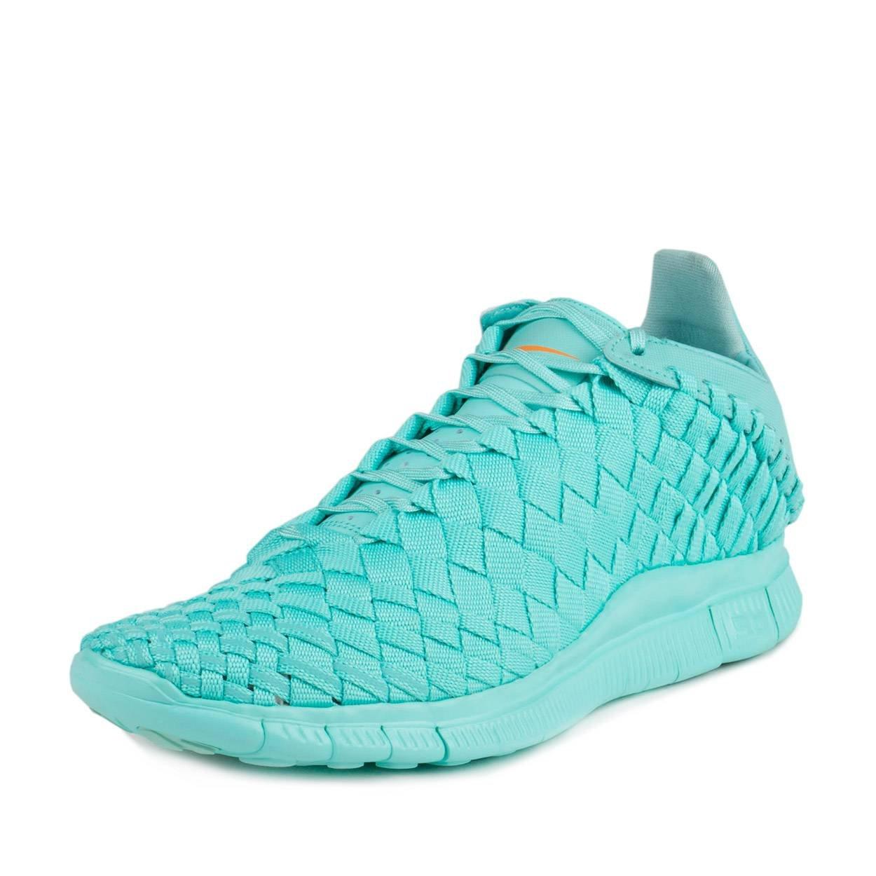 28f8682f95bb Nike Free Inneva Woven Tech SP - Light Aqua Light Aqua-Kumquat Trainer   Amazon.co.uk  Shoes   Bags